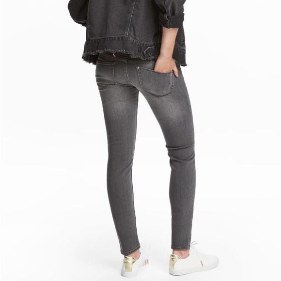 98f2a4b931ffc H&M Jeans | Maternity Mama Skinny Brandnew | Poshmark